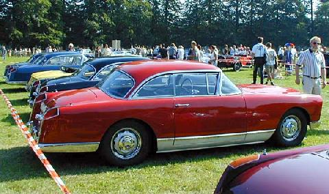 Facel Vega Hk 500 1961 Side