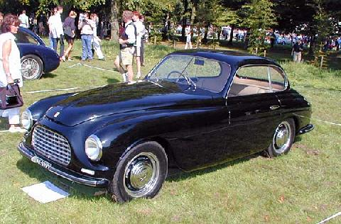 Ferrari 166 Inter Touring 1949
