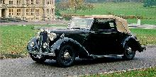 Daimler Db 18 DHC For King George Vimax (1938)