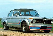 Bmw 2002 Turbo (1973)