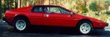 Lotus Esprit S2 Red (1979)