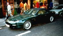 Aston Martin Db7 Convertible