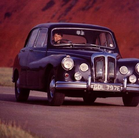 Daimler Majestic Major (1959)