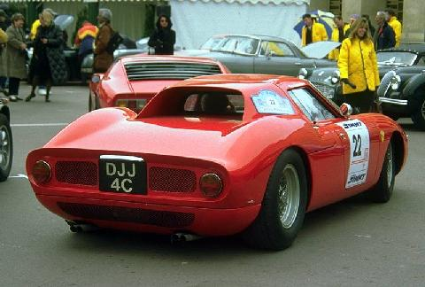 Ferrari 250 Lm, Rhd, Drogo Long Nose 3 (1964)
