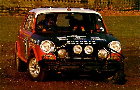 Austin 1800 Rally Front View (1968)