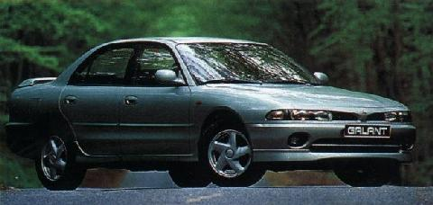 mitsubishi galant v6 1994