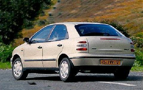 фиат браво 1997 фото