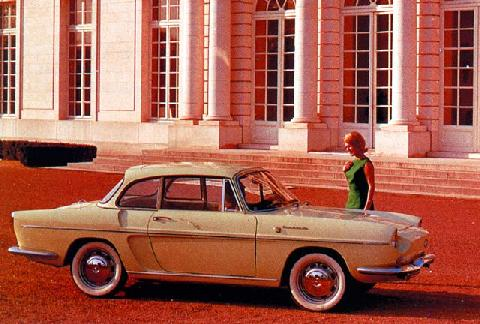 Renault Caravelle Coupe (1966)