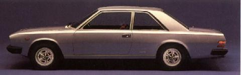 Fiat 130 Coupe (1976)