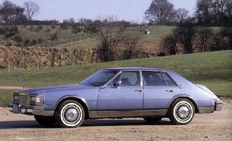 Cadillac Seville Elegante 1980 Picture Gallery Motorbase