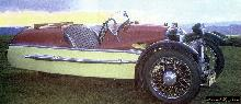 Morgan Three Wheeler SS (1937)