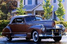 Hudson Super Eight Convertible Broughamthomaass (1947)