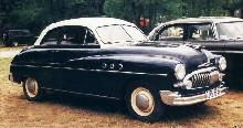 Ford Vedette Coupe (1951)