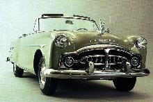 Packard 250 Mayfair Convertible (1951)