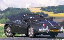 XK140 Drophead Coupe