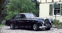 Bentley Continental S1 Coupe (1957)