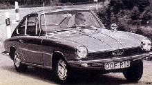 Glas Coupe 1300 GT (1963)