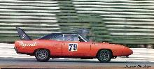 Plymouth Road Runner Super Bird Racing (1970)