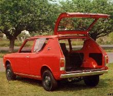 Datsun Cherry 100a Estate (1975)