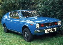 Datsun Cherry 120a Coupe (1975)