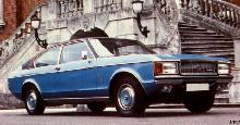 American Ford Granada 2-Door Sedan (or Coupe) (1975-1977)