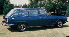2500TC Saloon/Estate