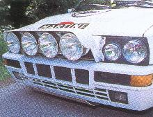 Lancia Delta Hf Integrale Evoluzione 3 With Original Bolt On Head Lamps (1993)