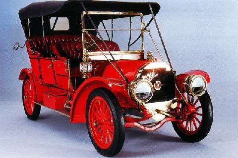Welch Model 4 Touring (1909)
