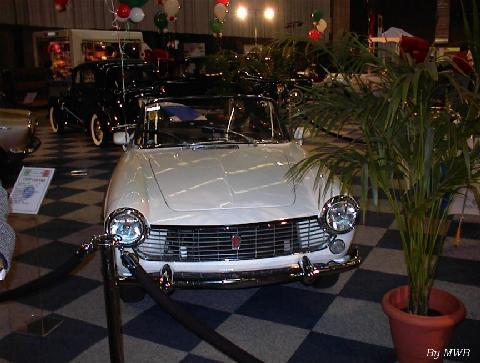 Fiat 1500 Cabrioletcoupe Motorbase