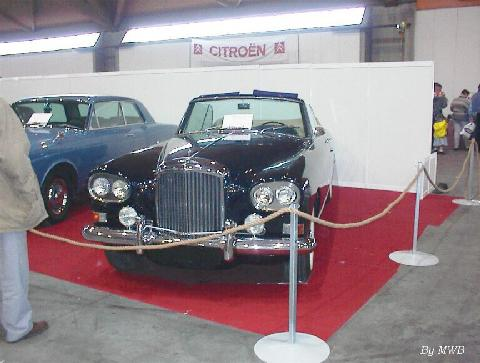 Bentley Continental S3 By Parkward (1963)