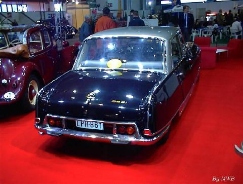 Citroen Ds 21 Majesty By H. Chapron 3 (1967)