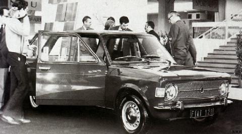 Fiat 128 Motorbase