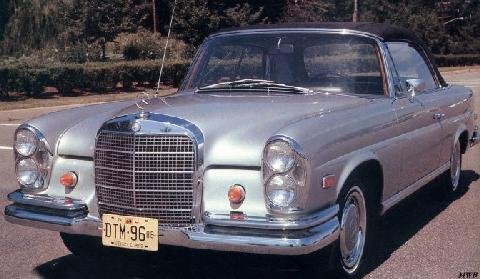 Mercedes benz 280 se cabriolet 1969 picture gallery for 1969 mercedes benz 280 se convertible