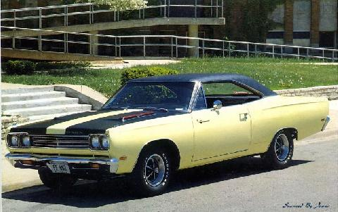 Plymouth Road Runner Coupe (1969)