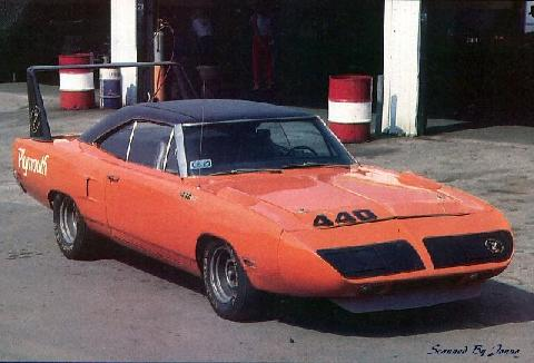 Plymouth Road Runner Super Bird (1970)