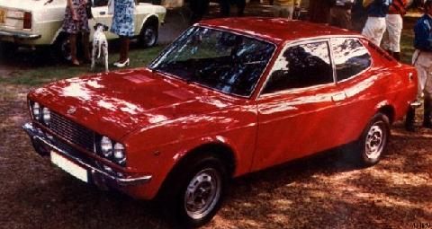 Fiat 128 Coupe (1975)