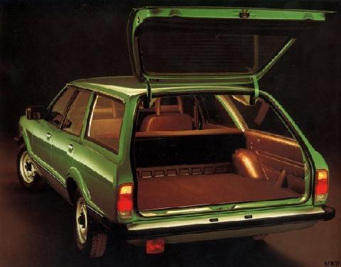 ford taunus l break 1980 picture gallery motorbase. Black Bedroom Furniture Sets. Home Design Ideas