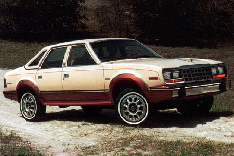 Amc Eagle Sedan Picture Gallery Motorbase