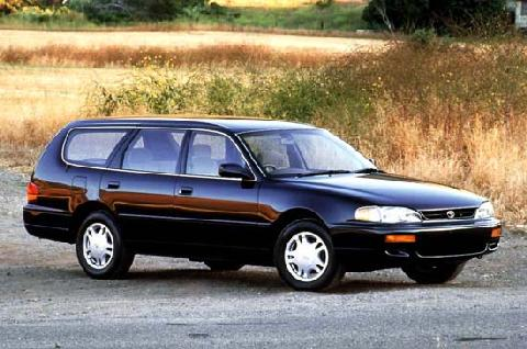 toyota camry wagon 1996 picture gallery motorbase. Black Bedroom Furniture Sets. Home Design Ideas