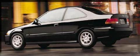 Honda Civic Hx Coupe 1997