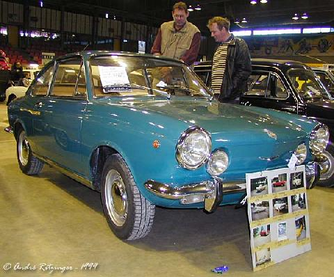 Fiat 850 Coupe 1968