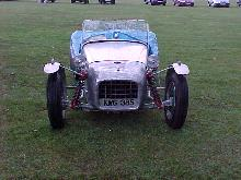 Lotus 6, Alu, Front View