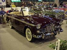 Sunbeam Rapier Convertible