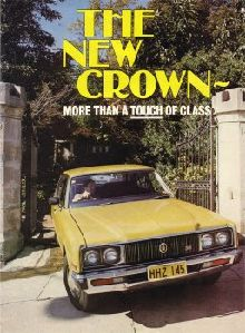1975 Crown SuperSaloon