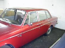 1969 Volvo 144S, drivers side