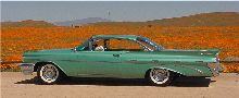 1959 Pontiac Bonneville, 2 door hardtop, all original