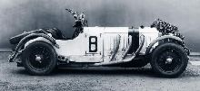 This is an official racing picture of DaimlerChrysler, ...its one of the cars of Rudolf Caracciola...