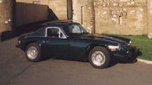 1976 TVR 1600M belonging to Mike Williams