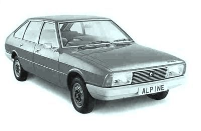 Chrysler Alpine