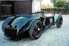 1937 2 Litre Supercharged Alta sports Reg. GPL 3  Twin overhead cam. 1960cc. Env 75 Pre selector gearbox.